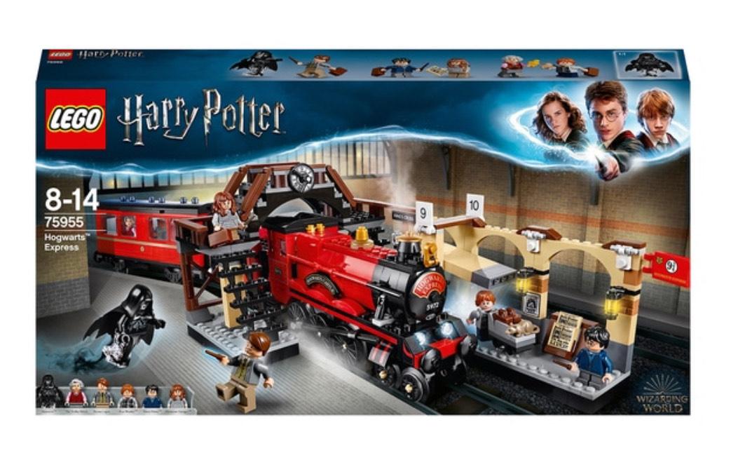 LEGO Harry Potter 75955 Hogwarts Express Train Toy, Wizarding World Fan Gift Building Set £55.99 at Amazon
