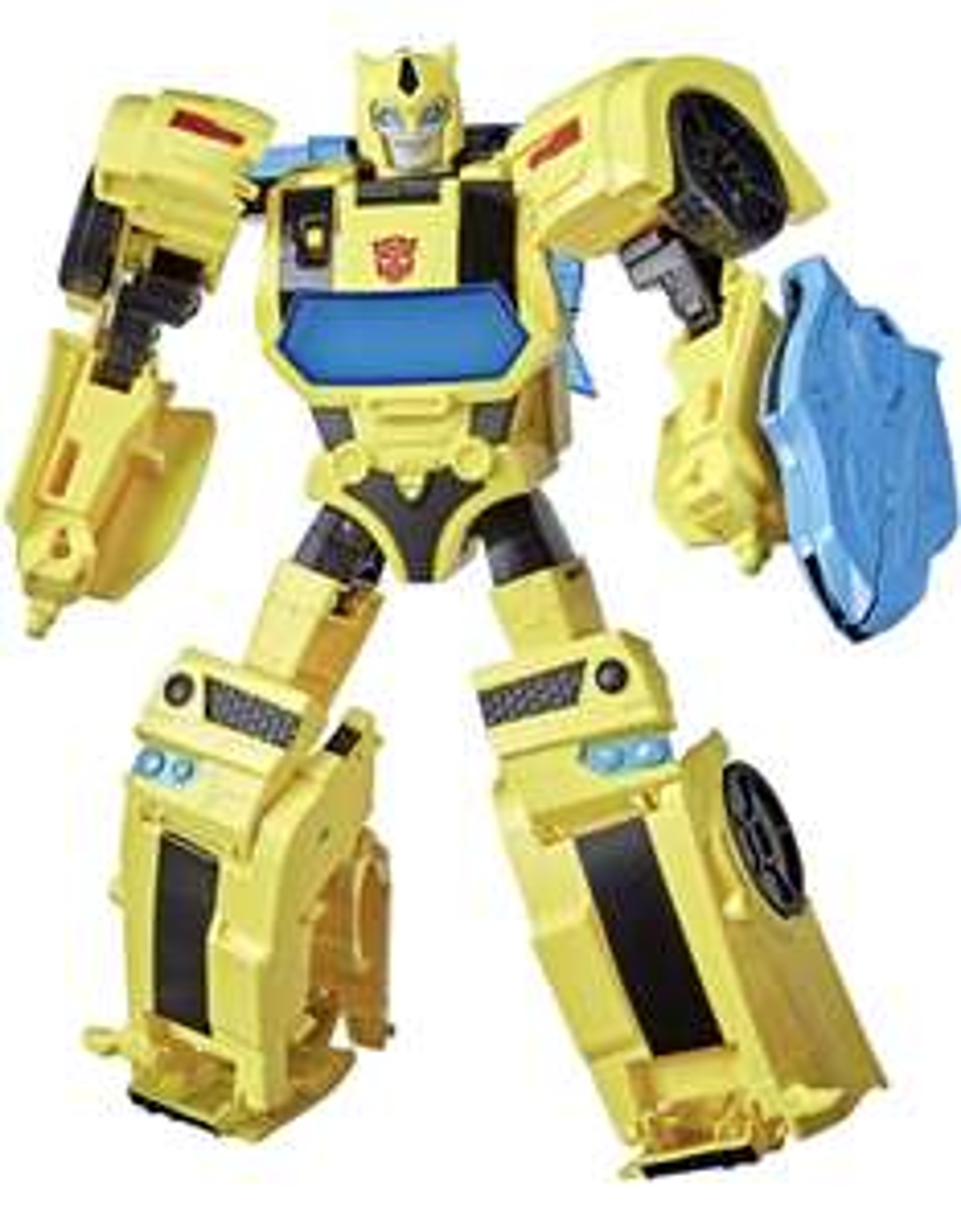 Transformers Bumblebee Cyberverse Adventures Battle Call Officer Class Bumblebee - £33.35 @ Amazon