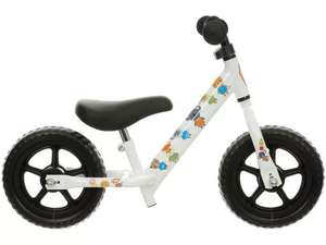 "Kids Indi Balance Bike - 10"" £22 with free next day delivery (UK mainland) @ Halfords"