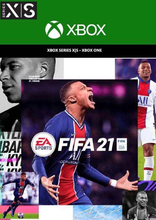 EA Sports FIFA 21, Xbox One/Xbox Series XS (UK) - £19.99 @ CDKeys