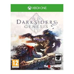 Darksiders Genesis (Xbox One) £11.95 delivered at The Game Collection