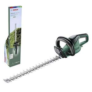 Bosch Hedge trimmer Hedgecut 60 £96.50 delivered at Amazon