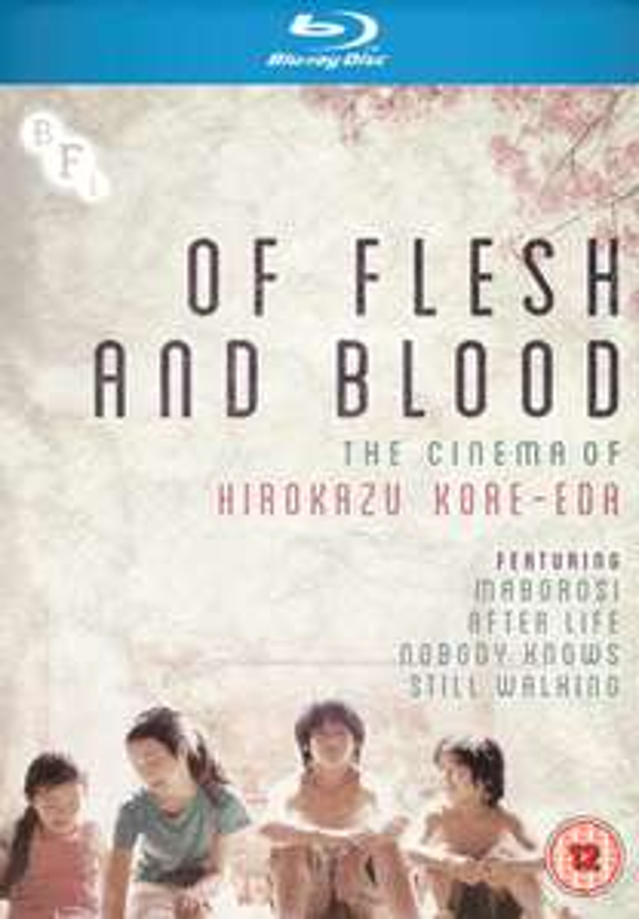 (Blu-ray) Of Flesh and Blood: The Cinema of Hirokazu Kore-eda - £24.99 @ HMV