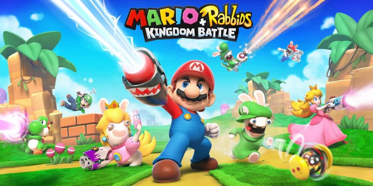 (Nintendo Switch) Mario + Rabbids Kingdom Battle - £11.09 @ Nintendo eShop