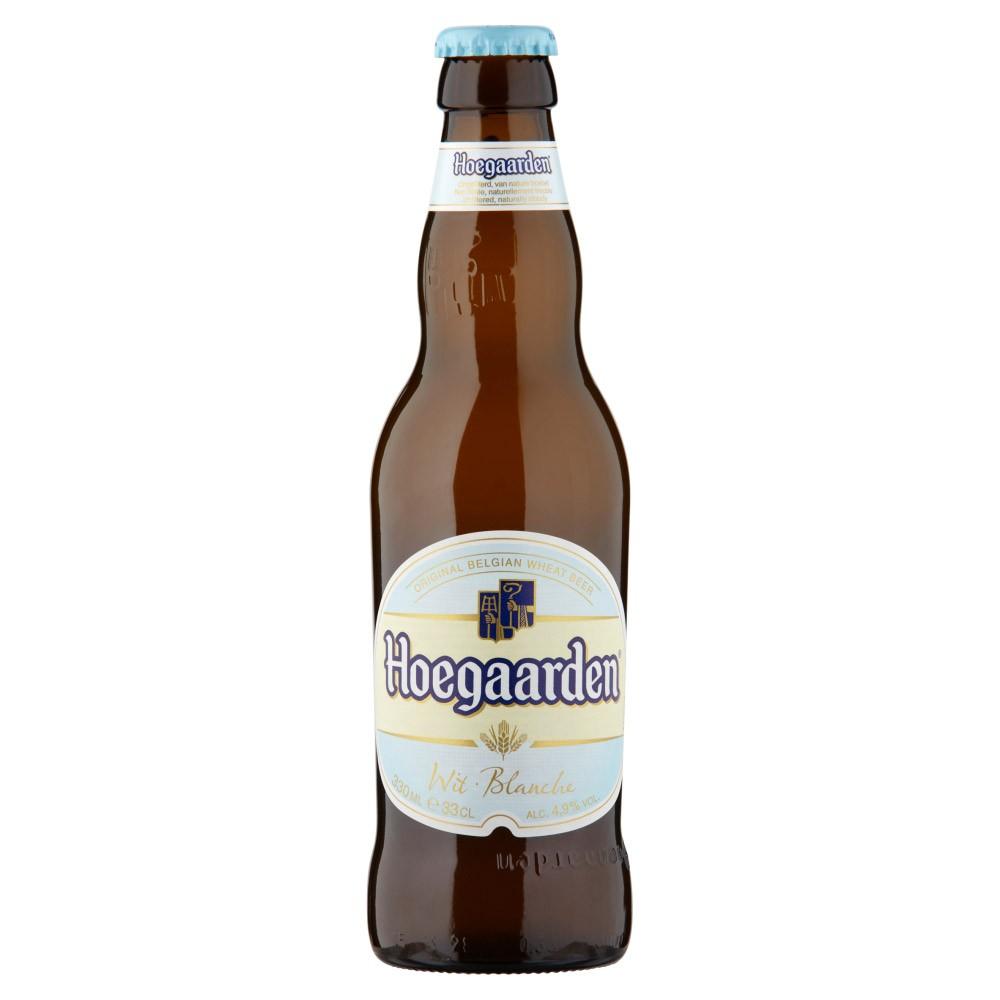 Hoegaarden wheat beer 330ml 4.9% 79p at Home bargains (Snipe)