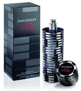 Davidoff The Game 100ml EDT £12 With Code - Delivery 99p @ Lloyd's Pharmacy