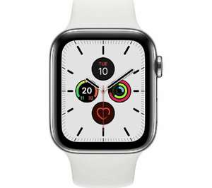 APPLE Watch Series 5 Cellular - Stainless Steel - BOX DAMAGE - £263.18 delivered @ currys_clearance / eBay