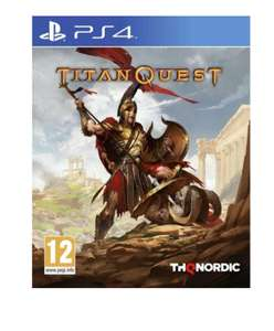 Titan Quest (PS4/XB1) - £3.95 delivered @ The Game Collection