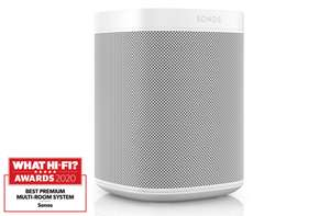 Sonos One SL (White) Wireless Music System Refurbished - £112.45 using code delivered @ Richer Sounds