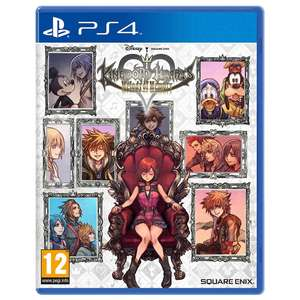 KINGDOM HEARTS: Melody of Memory (PS4) £24.99 / (Switch) £29.99 Delivered @ Smyths