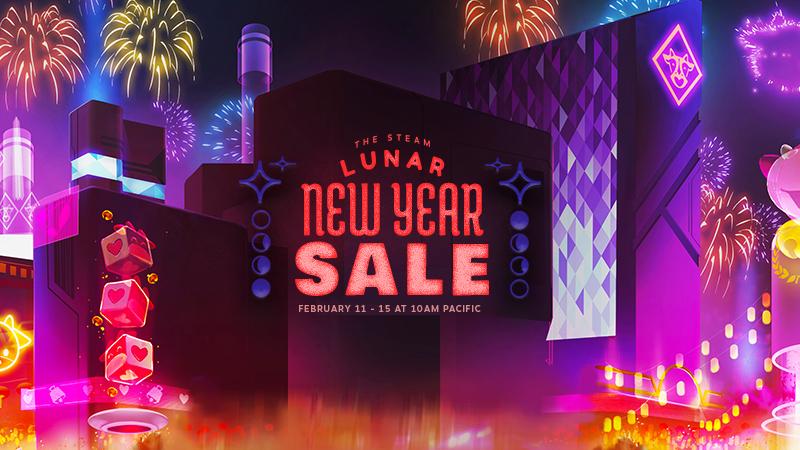 Steam Lunar Sale (Bioshock Infinite £4.99   Batman Origins £3.74   Outlast £2.32   Postal 2 69p   Celeste £3.74 and more) @ Steam