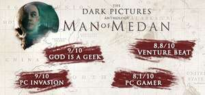 The Dark Pictures Anthology: Man Of Medan (PC) - £8.24 at Steam Store