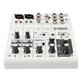 Yamaha AG06 6 Channel Mixer - Perfect for Podcasters, Musicians etc - £129 @ DJ Superstore
