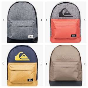 50% Off Medium 25L Backpacks (12 Colours) & Extra 20% Off With Code - £14 & Free Delivery For Members @ Quiksilver