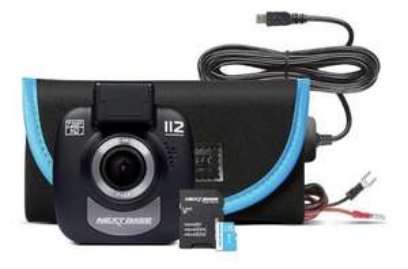 Nextbase Nextbase 112 Dash Cam Bundle - £49.99 (+£3.99 Delivery) @ Very