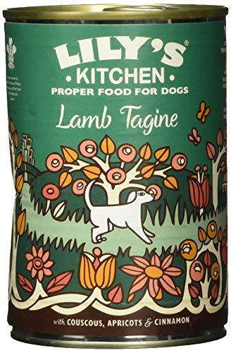 Lily's Kitchen Dog Lamb Tagine, 400g - 6 count - £2.65 (+£4.49 Non-Prime) @ Amazon