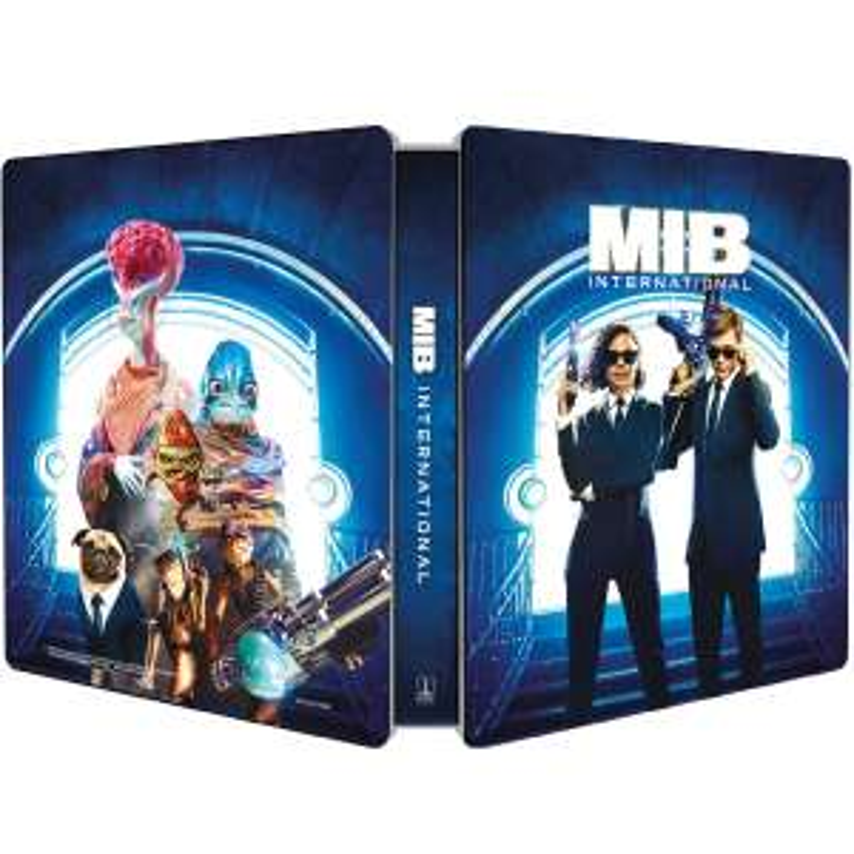 Men In Black: International (Limited Edition 4K Steelbook) [UHD] - £6.99 @ Zoom