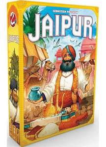 Jaipur 2nd Edition Card Game £12.72 at Blackwell's