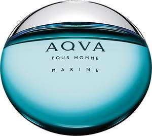 Bvlgari Pour Homme Aqva Marine EDT 50ml - £23.83 delivered with code at Escentual