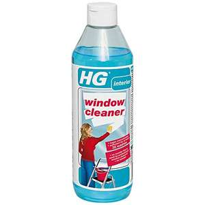 HG Professional Window Cleaner 500 ml (12+ Litres of Window Spray) - £3.24 or Fridge Cleaner 500 ml for £2.63 (+£4.49 NP) Delivered @ Amazon