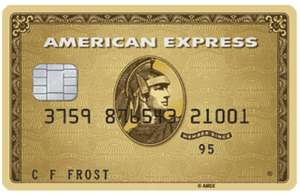 Spend £200 and get 1000 MR Points (invite only) @ American Express Gold Card