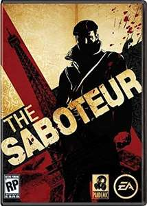 [PC] The Saboteur £1.06 | Mirror's Edge £1.79 | Syndicate £1.99 | Burnout Paradise Remastered £4.49 (EA Play 1 month 99p New User) @ Origin