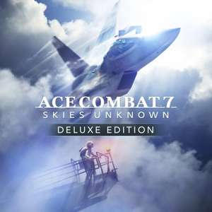 Ace Combat 7: Skies Unknown Deluxe Edition [PS4] £10.70 @ PlayStation PSN Turkey
