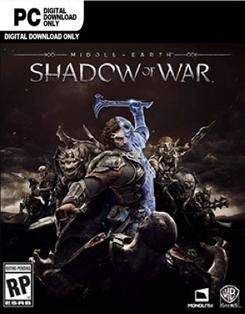 [Steam] Middle-Earth: Shadow Of War (PC) - £2.79 @ CDKeys
