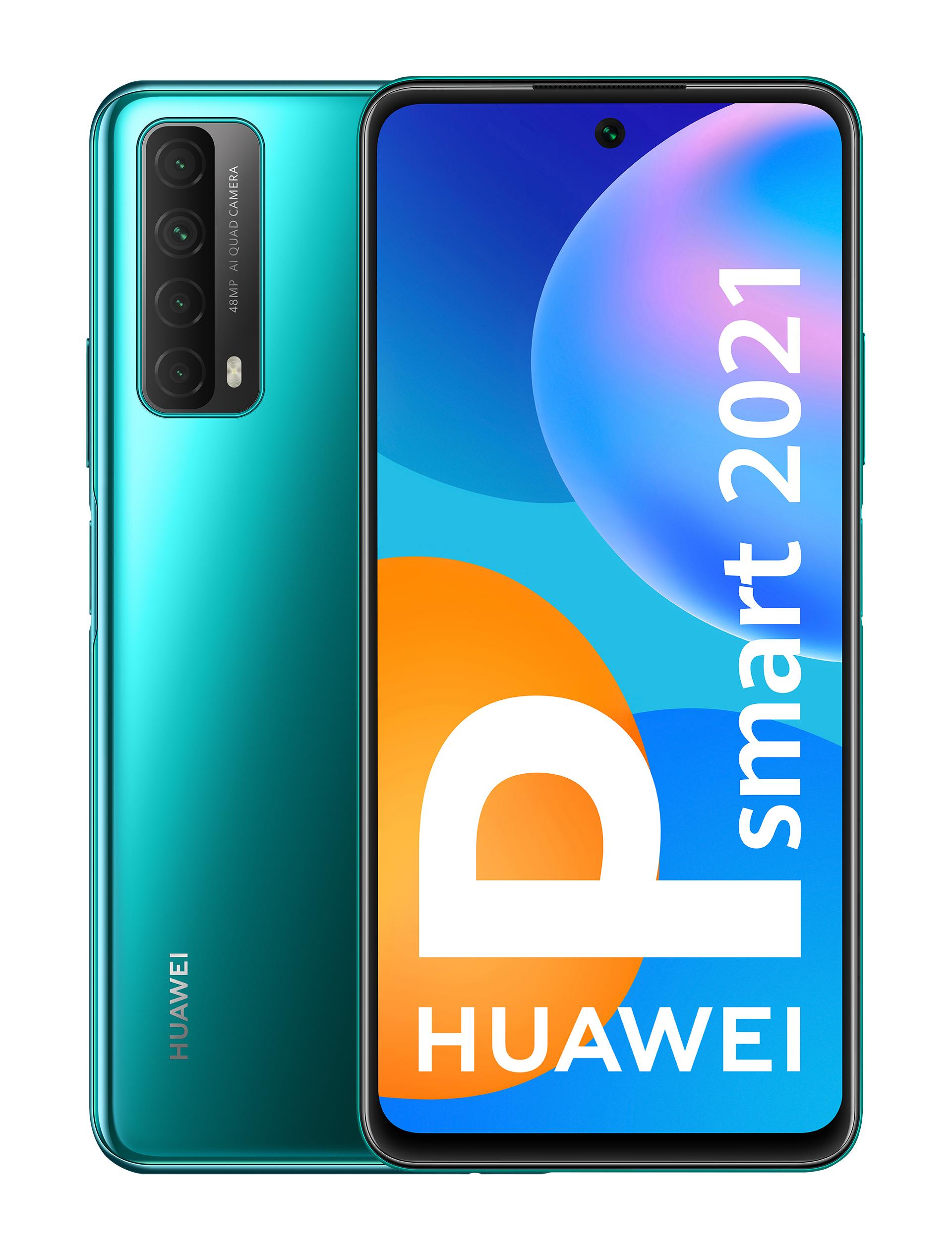 HUAWEI P smart 2021 Smartphone Kirin 710A /4GB/128GB/5000mAh/48MP for £149.99 delivered (using code) @ Huawei