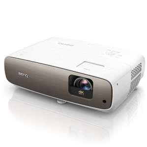 BenQ W2700 4K Projector for Home Theatre with HDR-PRO, DLP, UHD, DCI-P3, Lens Shift(Renewed) £1099 Dispatched from and sold by Richer Sounds