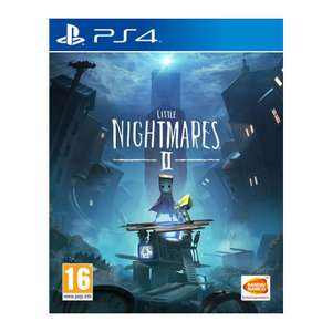 Little Nightmares 2 (PS4/XB1) £24.95 at The Game Collection