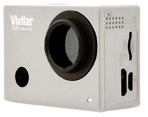 Vivitar DVR914SLV 4K Action Camera with WiFi £46.09 @ CPC Farnell