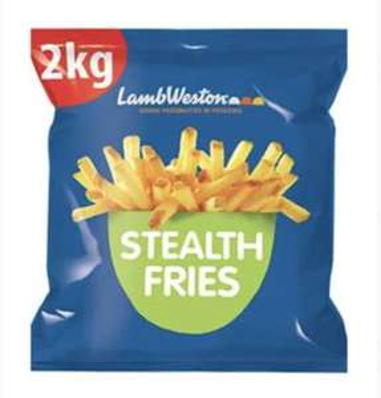 2kg Lamb Weston Stealth Fries - 79p @ Farmfoods