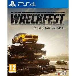 Wreckfest (PS4) £13.95 Delivered @ The Game Collection