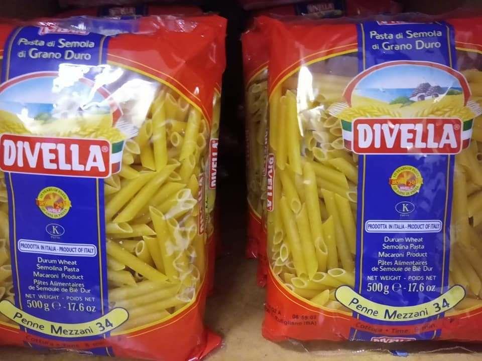 Divella Penne Pasta 500g is 29p @ Farmfoods
