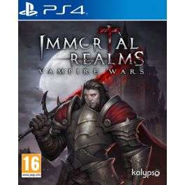 Immortal Realms: Vampire Wars (PS4) - 12.95 @ The Game Collection