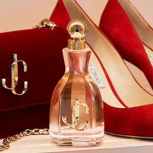 Free Jimmy Choo Perfume Sample at SoPost