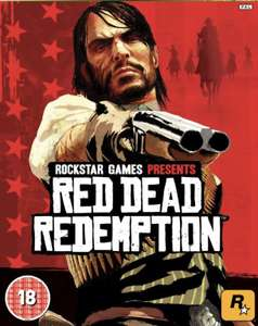 Red Dead Redemption (Xbox 360 / One / Series X / S ) £4.90 @ Microsoft Hungary