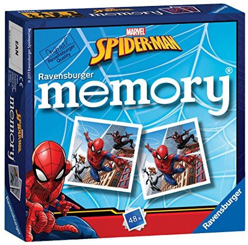 Spiderman Memory Game £3.99 (Prime) + £4.49 (non Prime) at Amazon