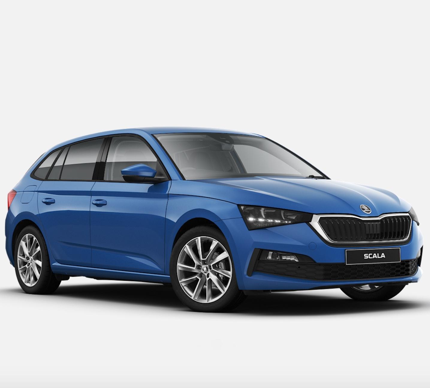 24 month Lease (6+23) - Skoda Scala Hatchback 1.0 TSI 95 SE L 5k miles p/a - £149.98pm + £900 initial + £150 admin = £4499 @ Leasing Options