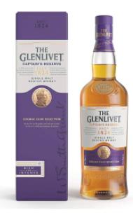 The Glenlivet Captain's Reserve Single Malt Scotch Whisky, 70cl - £22.50 @ Amazon