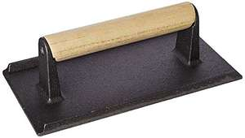 Tablecraft Cast Iron Steak Weight £8.72 (Prime) + £4.49 (non Prime) at Amazon