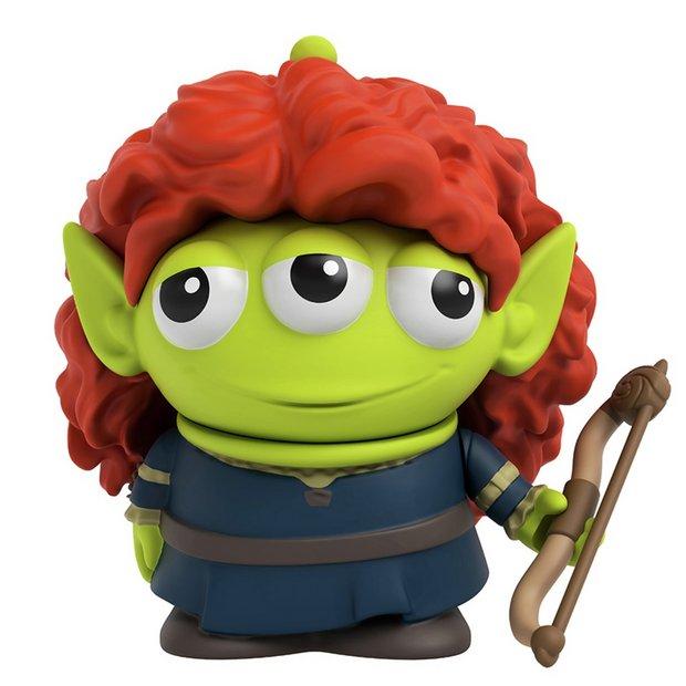 Disney Pixar Alien Dress-Up - Merida Figure £2 + £3.95 Delivery @ Argos