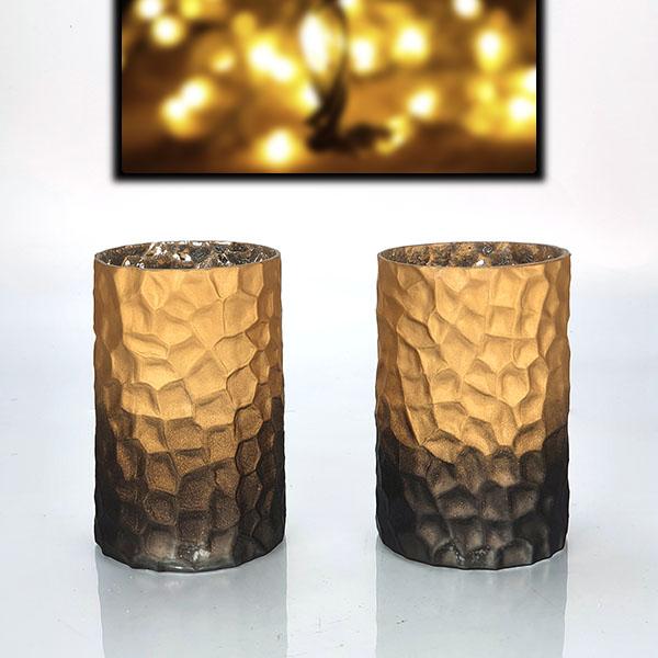 2 x Official Yankee Pillar Candle Vase Holders - £3 Delivered @ Yankee Bundles