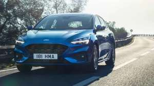Ford Focus ST Line 1+35 Lease at £303.61pm - total cost £10,929.96 @ Leasing.com