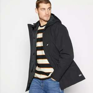 Levi's Woodside Fishtail Parka Jacket Now £58.50 with code - Delivery is £2.99 @ Debenhams
