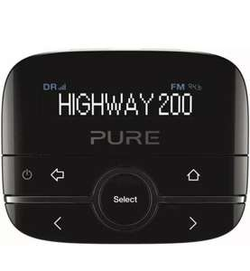Pure Highway 200 In Car DAB+/DAB Digital Radio FM Adapter with AUX Input - Black £31.95 @ red-rock-uk ebay
