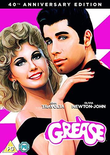 Grease 40th Anniversary Edition DVD £5 (+£2.99 non-prime) @ amazon