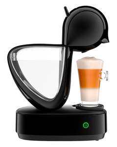 Nescafe KP170840 Dolce Gusto Infinissima Capsule Black Machine by Krups £59.99 (£3.50 delivery) @ JD Williams