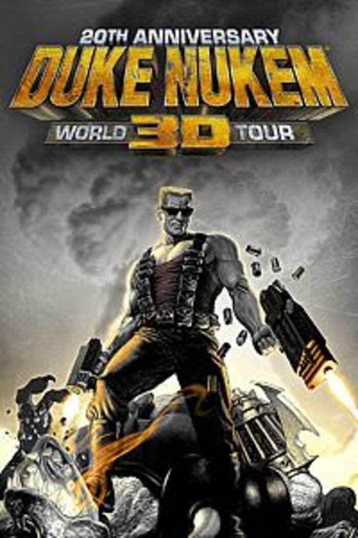 Duke Nukem 3D: 20th Anniversary World Tour PC Steam Key GLOBAL - 95p via All Games World/Eneba using Code